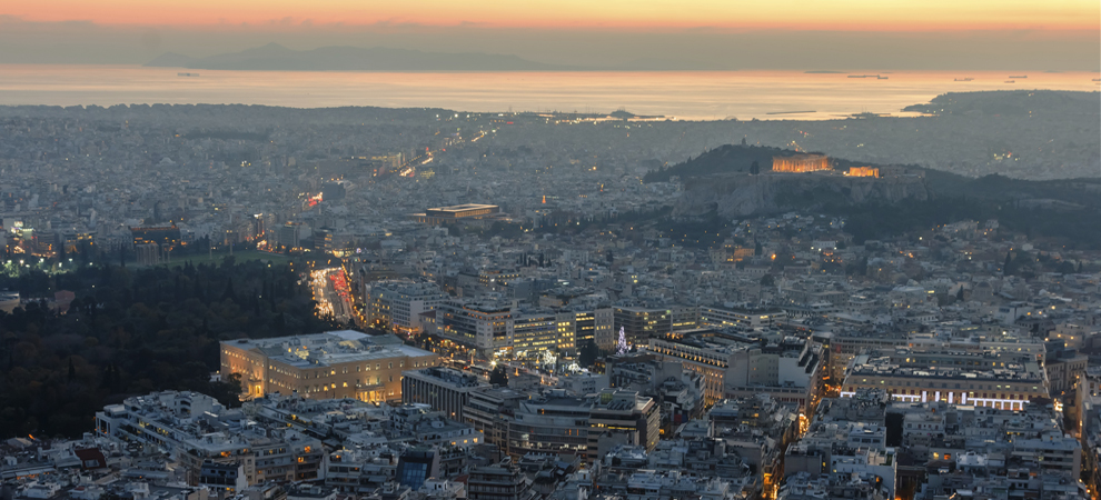 Global house hunters increasingly looking at Athens property market