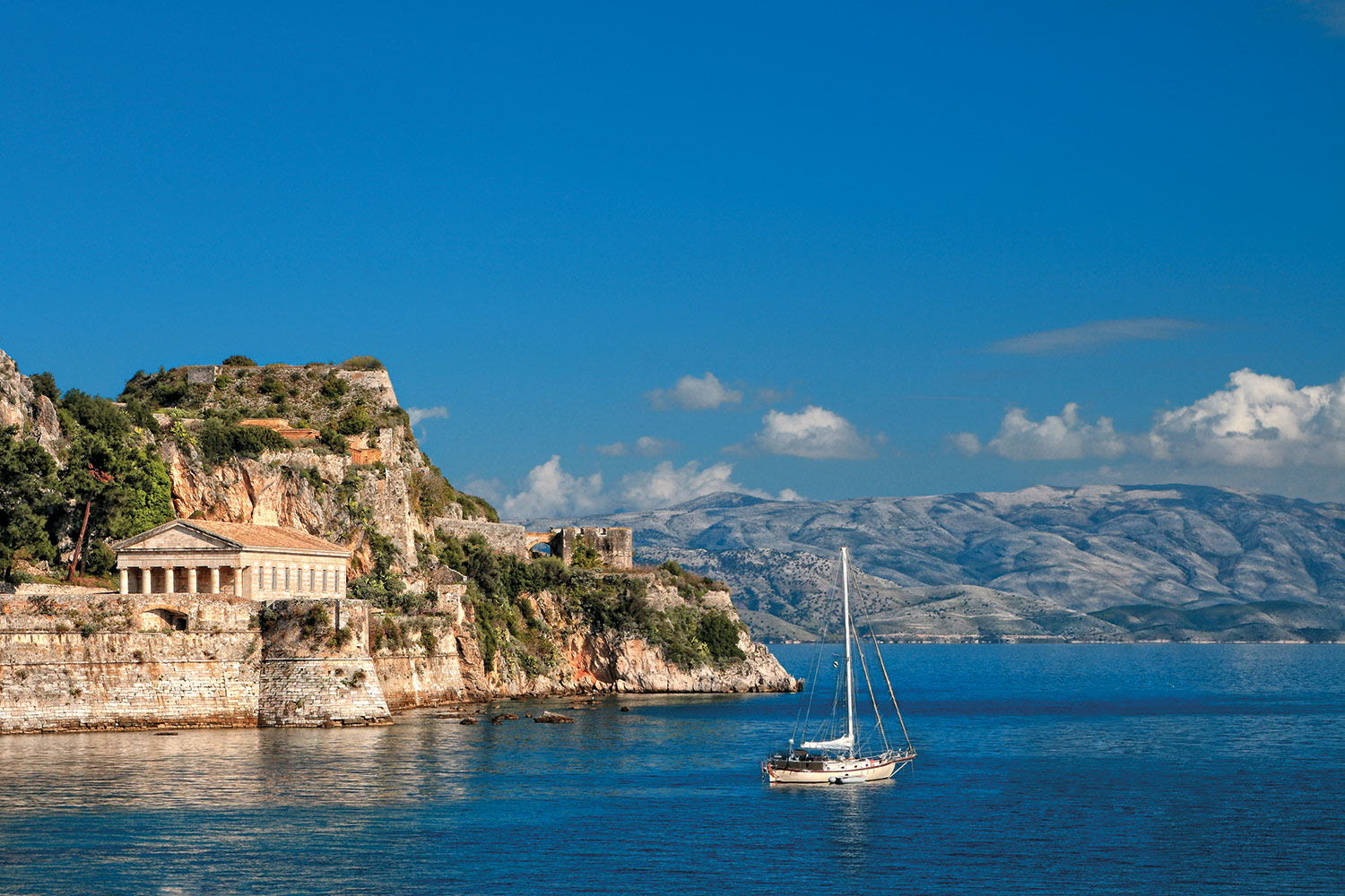 Ionian Islands are the treasure of Mediterranean