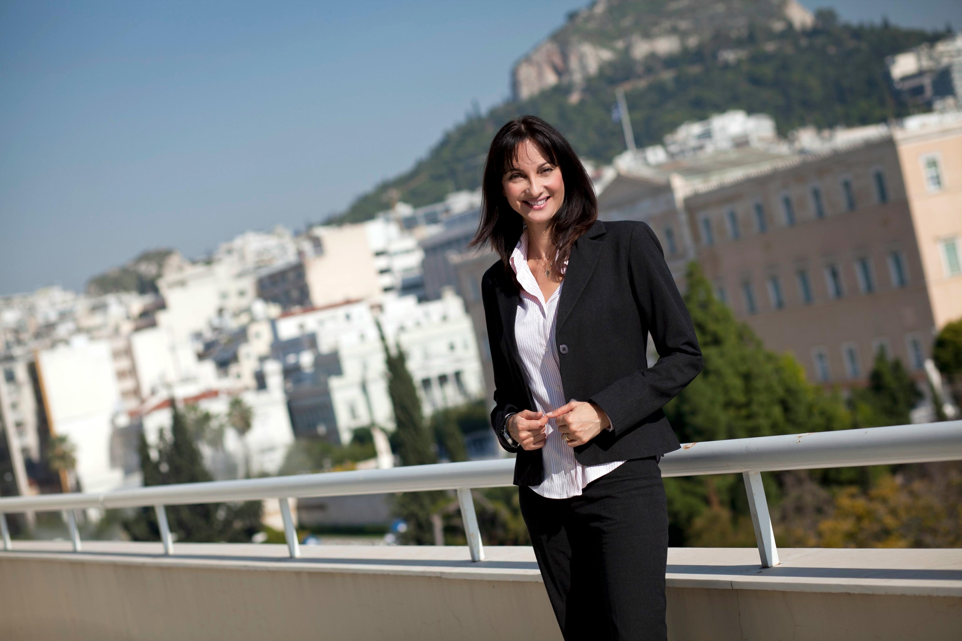 Η Έλενα Κουντουρά η καλύτερη επαγγελματίας στον τουρισμό
