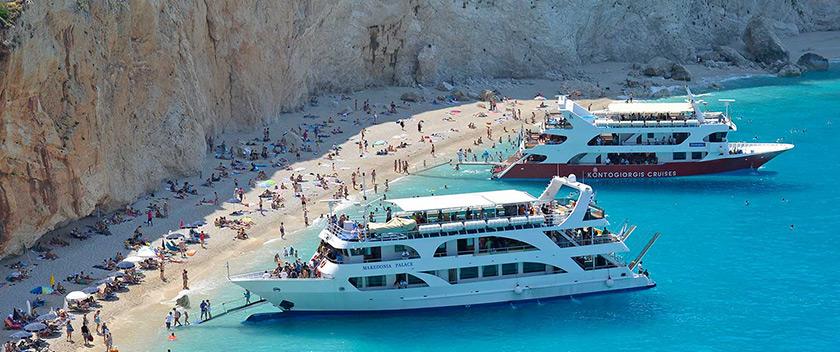 Η Ελλάδα τρίτος πιο δημοφιλής προορισμός Κρουαζιέρας στην Ευρώπη