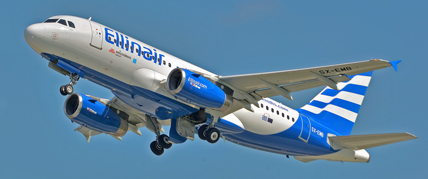 Авиакомпания Ellinair поддержит Национальный театр Северной Греции