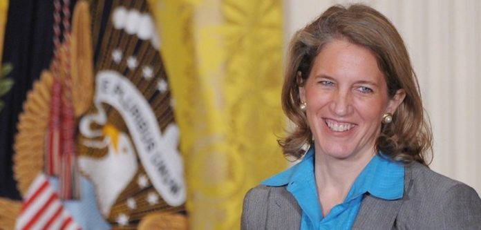 First Female President of American University is The Granddaughter of Greek Immigrants