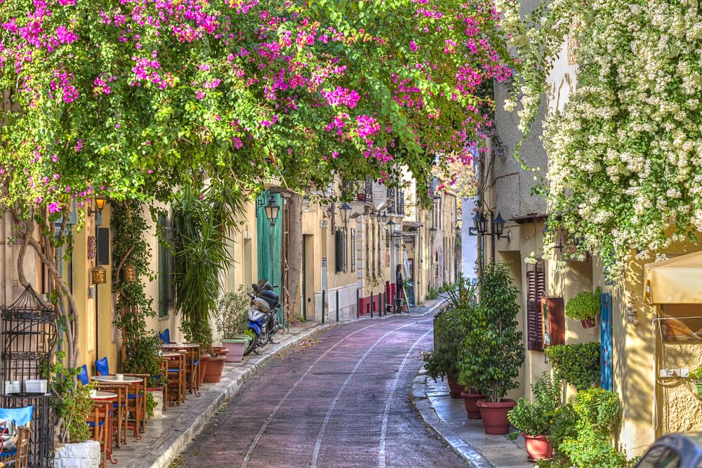 Путешествуй в Грецию весной!