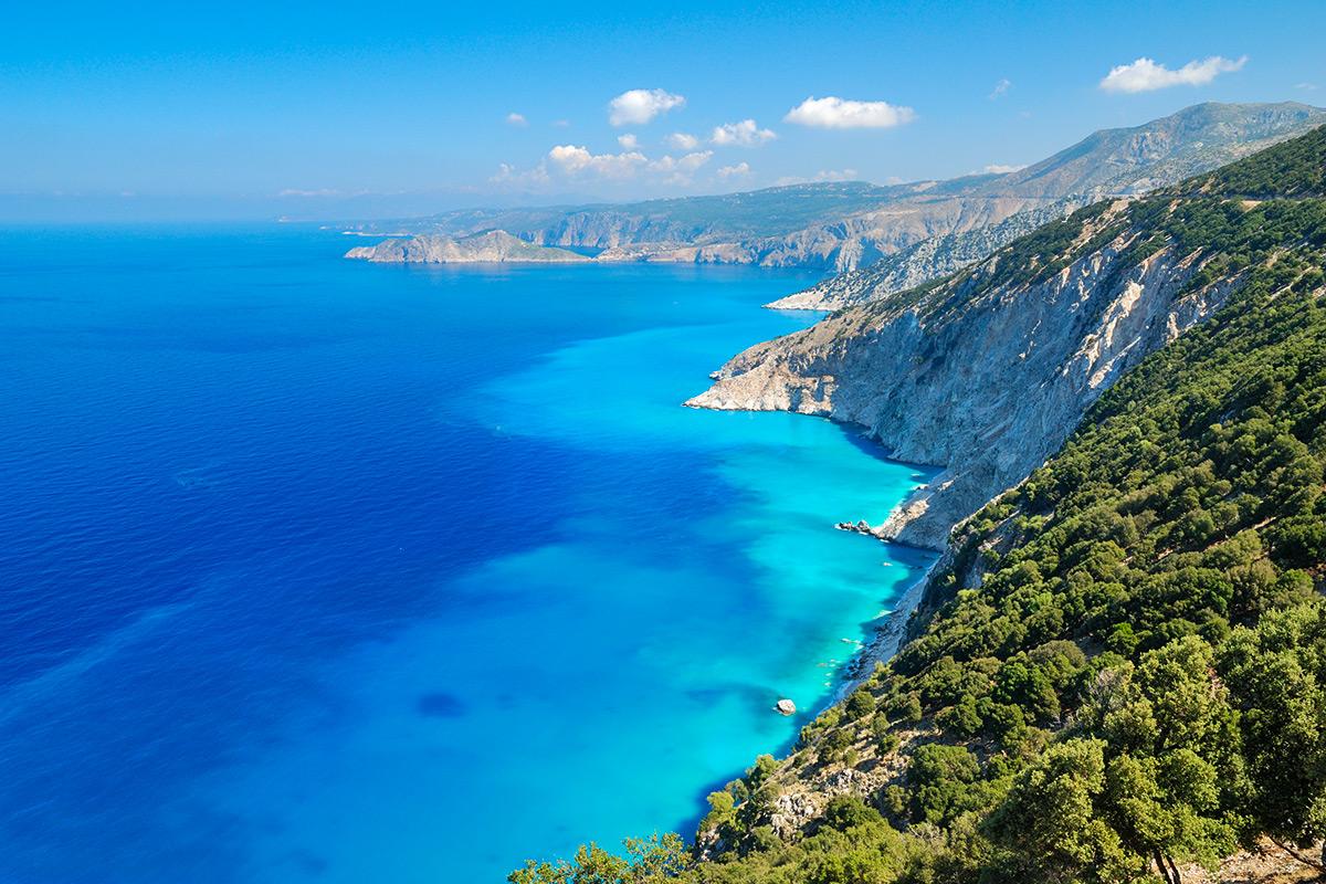 Ионические острова - «Сокровища» Средиземноморья