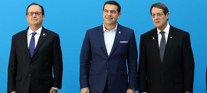 Στη Μαδρίτη για τη Σύνοδο των ηγετών του Νότου ο Αλέξης Τσίπρας