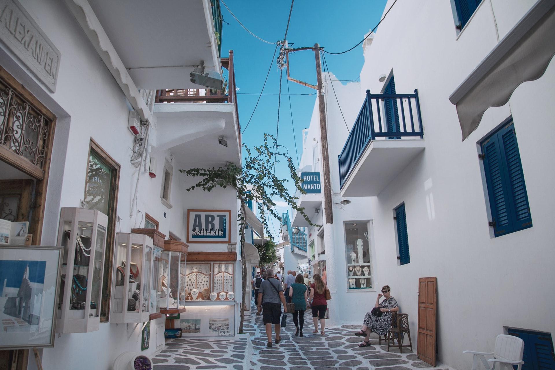 WTM: будущее туризма в Греции