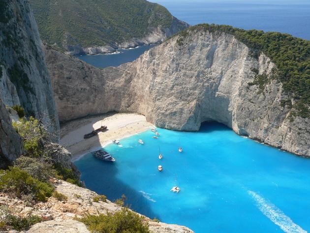 Греция возглавила топ направлений для отдыха