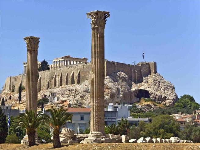 Афины-в числе 20 лучших туристических городов Европы 2016