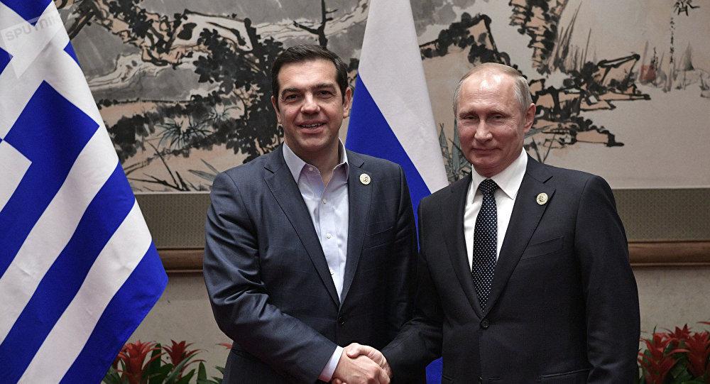 Επιβεβαιώνει το Κρεμλίνο τις προετοιμασίες για συνάντηση Τσίπρα – Πούτιν