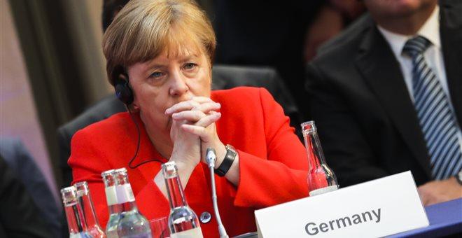 Μέρκελ: Ελπίζω να κάνουμε το τελευταίο βήμα για την Ελλάδα στο Eurogroup