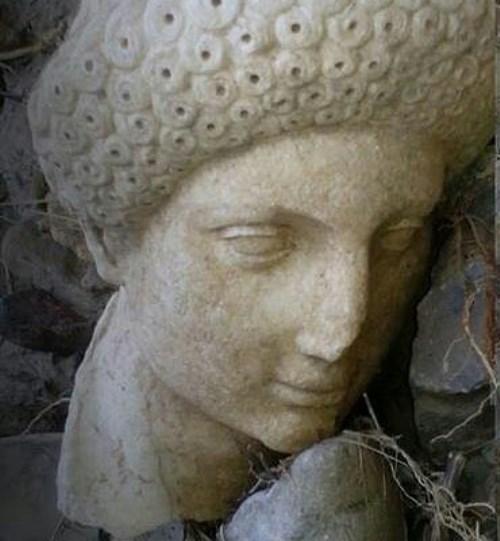 Очередная находка старины на Крите
