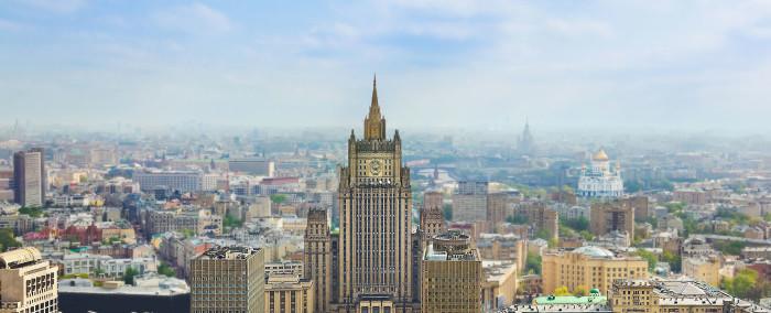 Επιστολή του ρωσικού ΥΠΕΞ προς ελληνικούς συλλόγους Ρωσίας