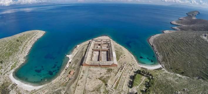Gyaros: The Forgotten Aegean 'Island of the Devil'