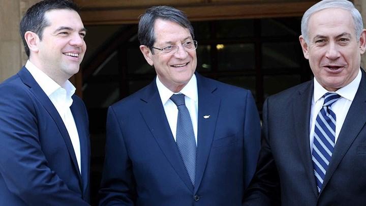 Στην Κύπρο ο πρωθυπουργός για την τριμερή Ελλάδας-Κύπρου-Ισραήλ