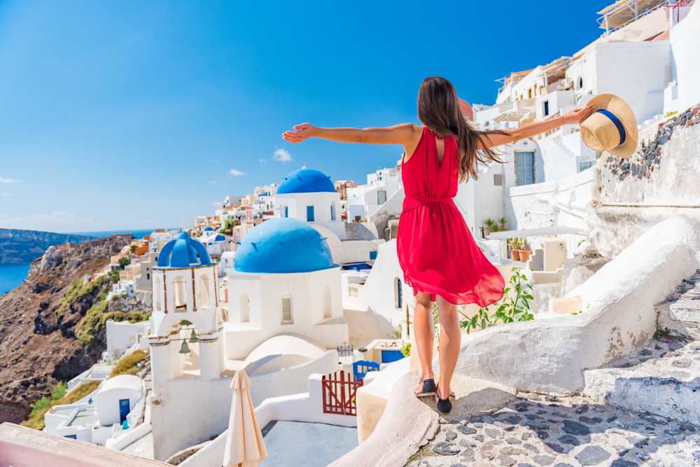 INSETE analyzed the tourists who visited Greece