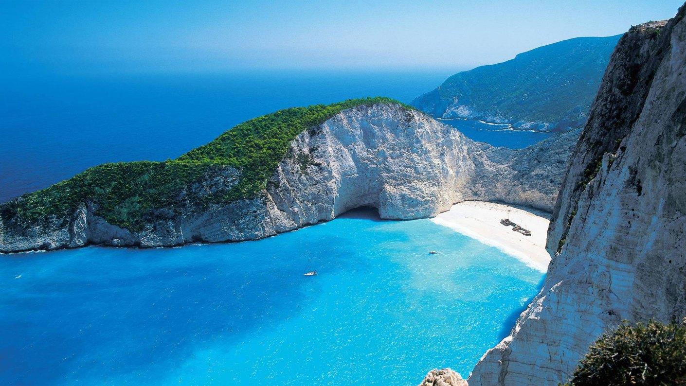 Η ελληνική παραλία που «κέρδισε» τους Αυστραλούς