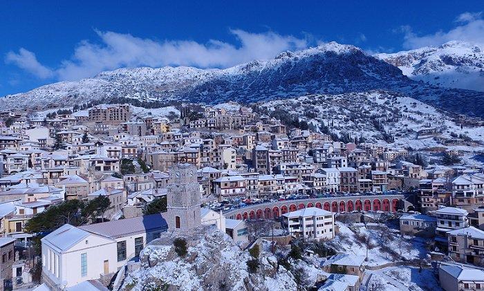 Cosmopolitan Arachova: The Winter Mykonos of Greece