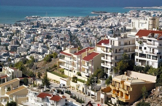 Property rates in central Athens and Glyfada rise during Q1 of 2017