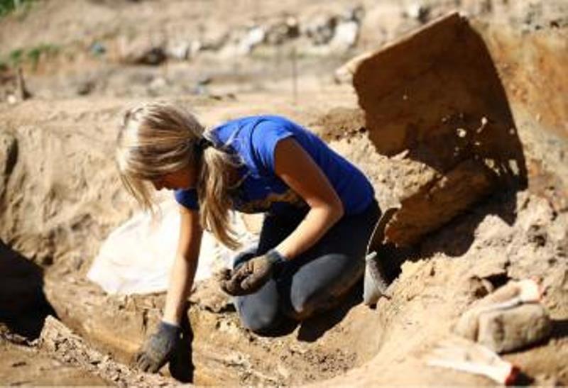 Знайдені кам'яні знаряддя праці віком більше 200 000 років