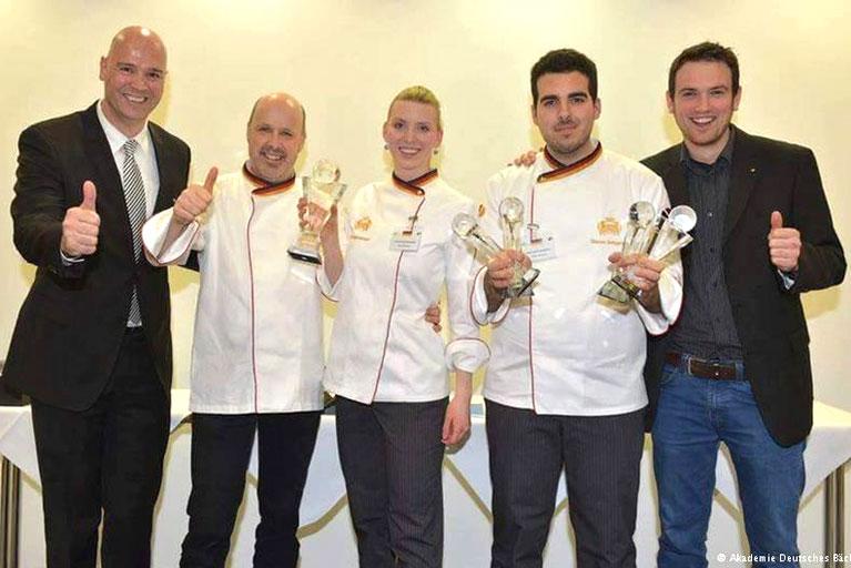 Греческий пекарь признан лучшим в Европе