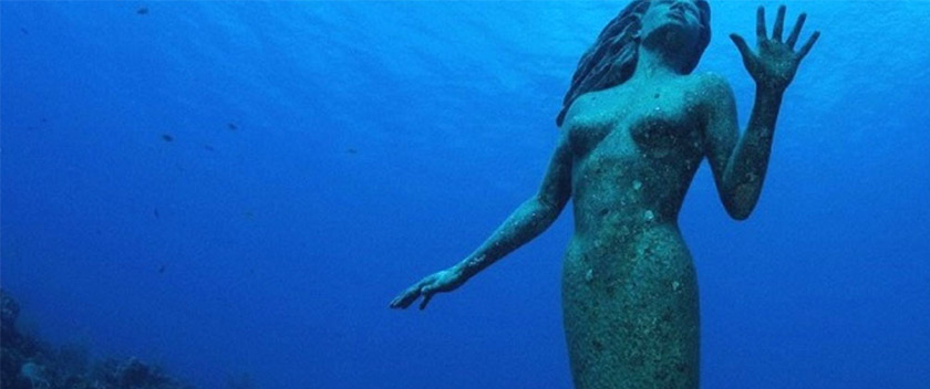 Ambitious Artificial Reef Using Figures From Mythology Slated For Volos