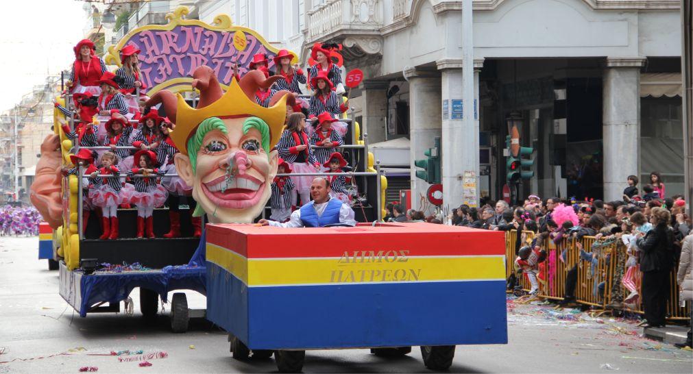 У Патрах відбудеться черговий карнавал