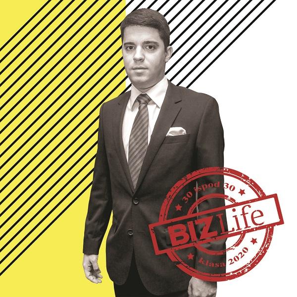 Никола Неделькович в списке «30 до 30» от бизнес журнала BIZLife в Сербии