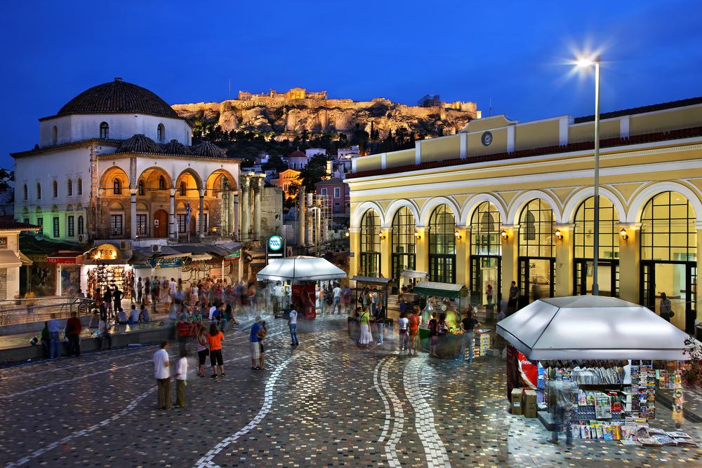 Grand Hyatt будет открыт в Афинах