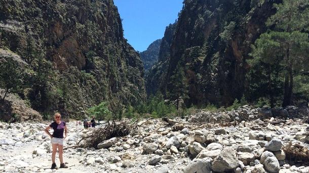 Grand Canyon auf Kreta