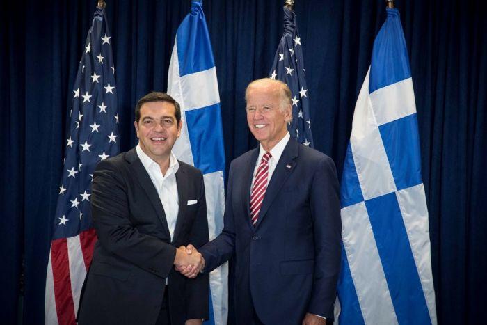 Premier Tsipras fordert US-Unterstützung für Griechenland