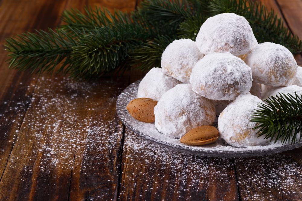 Christmas Greek sweets