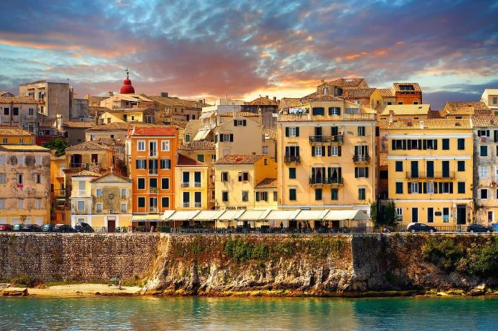 We Vote Corfu! Greek Island Competes For Europe's Best Filming Location