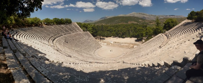 Scientists Solve the Mystery of Greek Amphitheater's High Quality Sound
