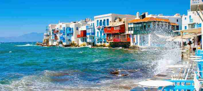 Increasing Foreign Interest in Greek Island Properties