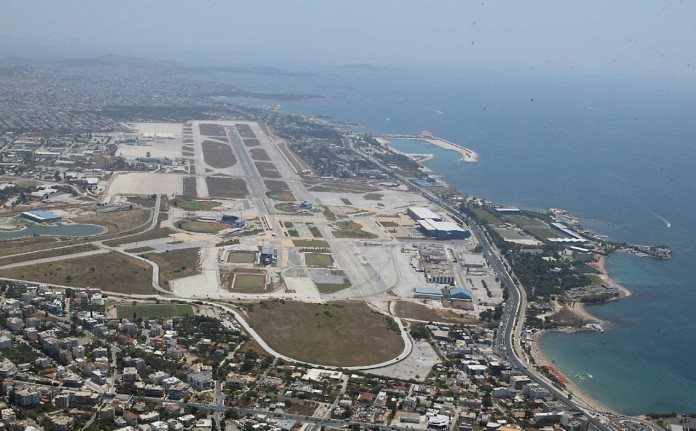 Former Athens Airport Land Sale Paves Way for Loan Tranche