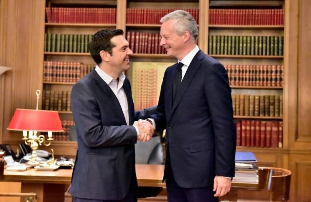 Λε Μερ: Αισιοδοξία για συμφωνία στο Eurogroup