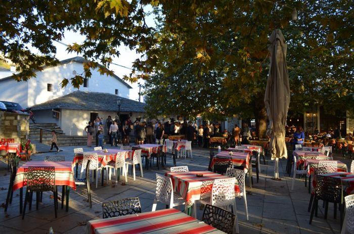 """""""Mein Arkadien"""": Die schönsten herbstlichen Orte Griechenlands"""