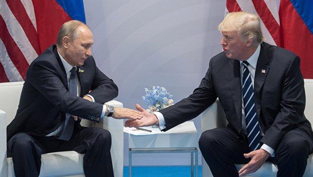 Κατάπαυση πυρός στη Συρία αποφάσισαν Πούτιν-Τραμπ