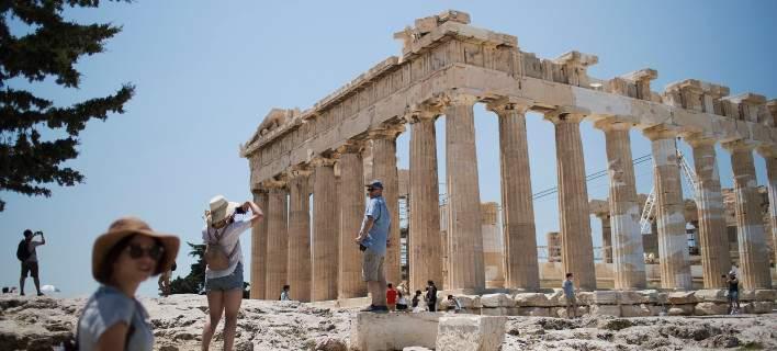 Ρεκόρ αφίξεων όλων των εποχών για την Αθήνα