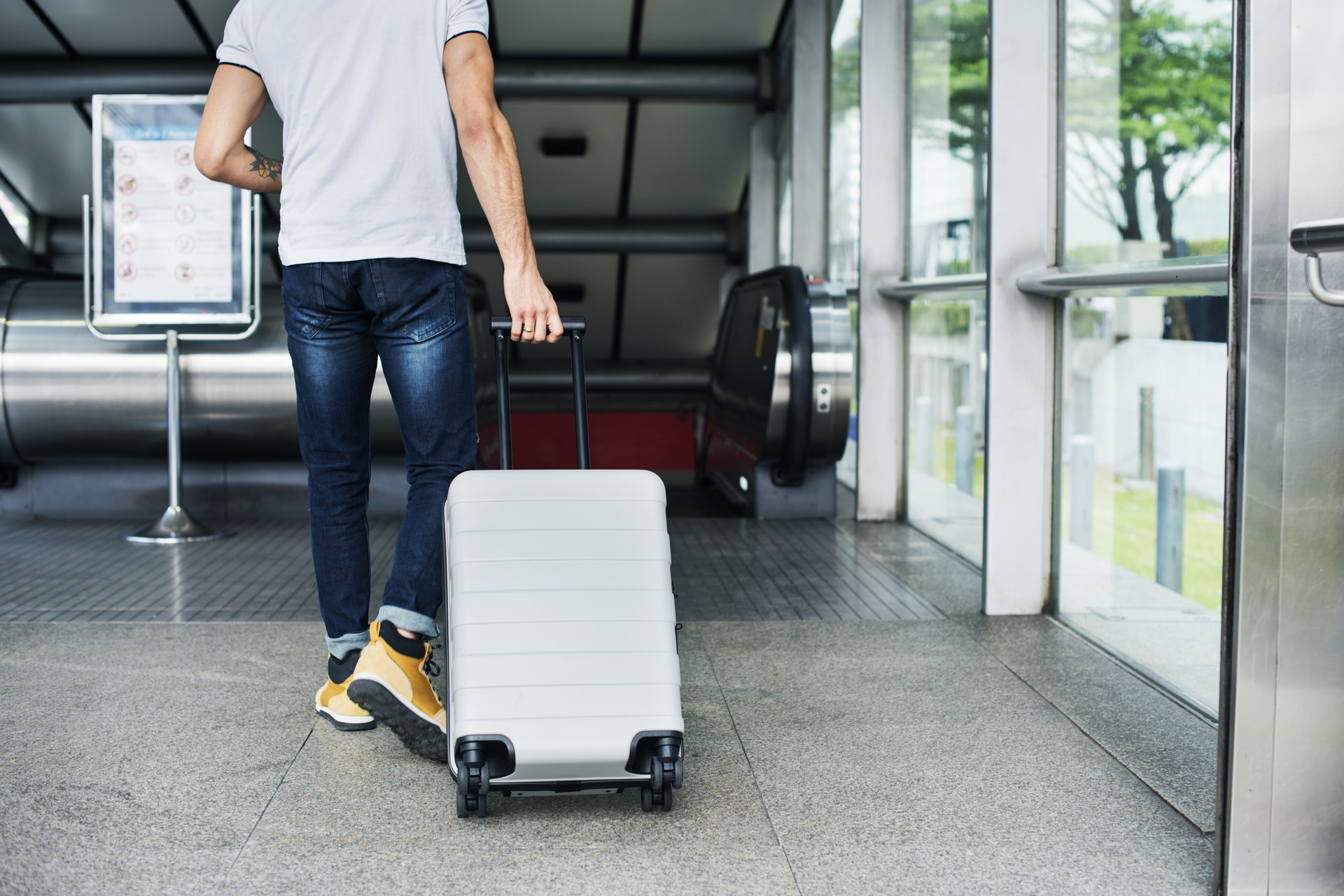Пассажиропоток в греческих аэропортах: прирост за декабрь и 2018 год