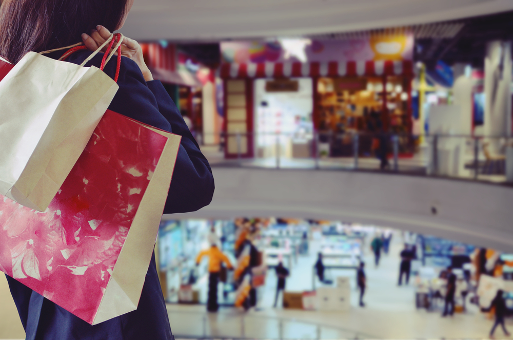 Large investments in the shopping center of Greece