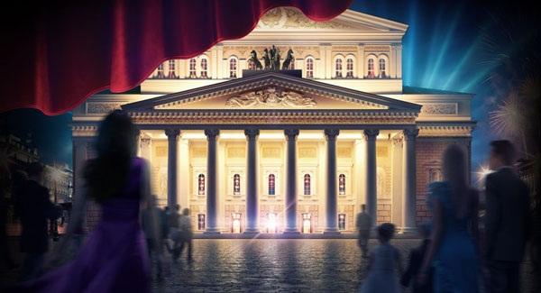«Ο μαγικός κόσμος του θεάτρου Μπολσόι» στο Μέγαρο Μουσικής
