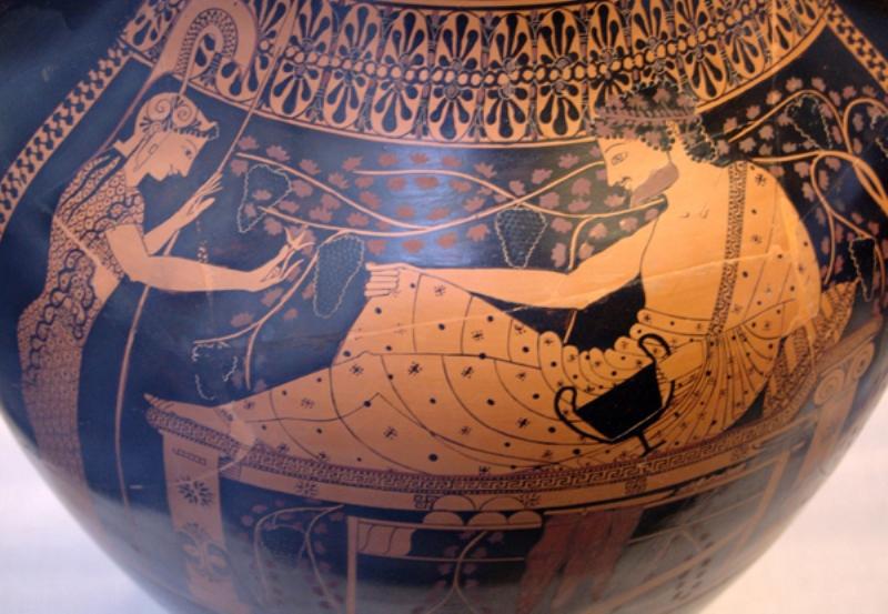 В Греции нашли древнейшее вино в мире