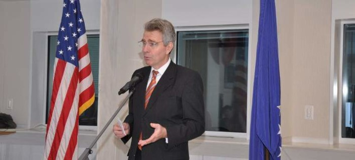 Πρέσβης των ΗΠΑ: Προτεραιότητά μας μια δημιουργική, σταθερή Ελλάδα