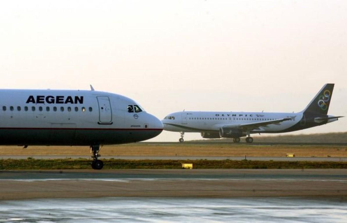 Griechische Fluggesellschaft an der Spitze in Europa