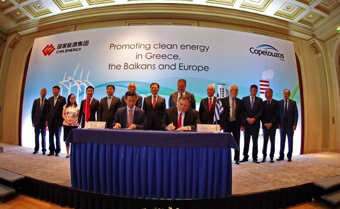 China's Energy Giant Enters the Greek Market