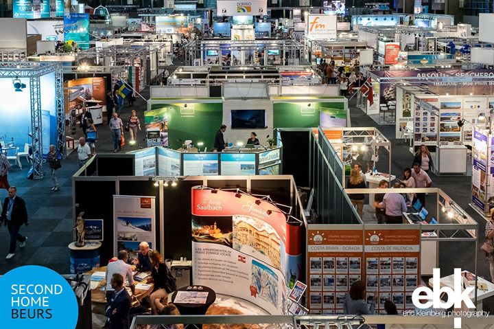 Grekodom will participate in the Second Home Expo in the Netherlands in Utrecht
