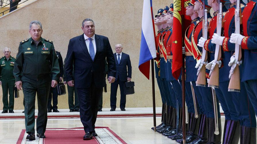 Καμμένος: Η Ρωσία παραμένει στρατηγικός εταίρος