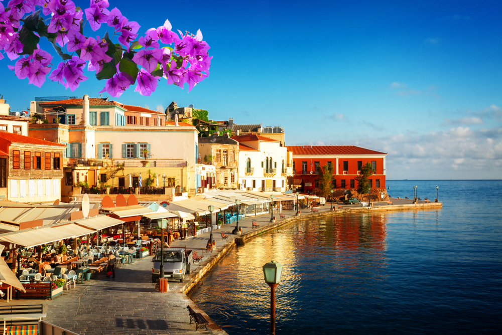 Куда съездить и что посмотреть в Греции осенью