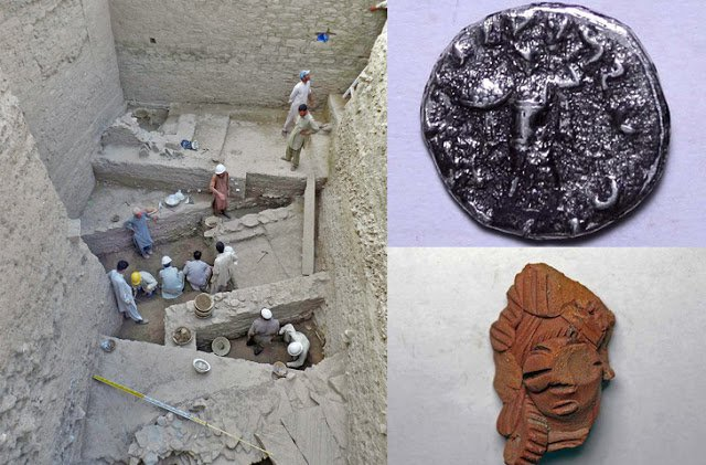 Archaeologists Discover Ancient Indo-Greek City in Pakistan